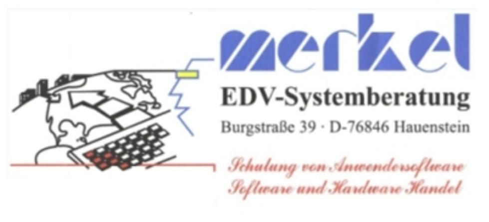 Merkel EDV-Systemberatung
